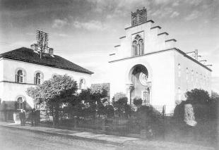 Die Synagoge zu Ingenheim