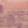 Visum für Arthur Marx zur Einreise nach Argentinien 1935