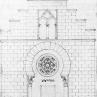 Bauzeichnung Portal Synagoge
